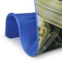 Stretch Fabric Snake Stand A - Replacement graphic cover only